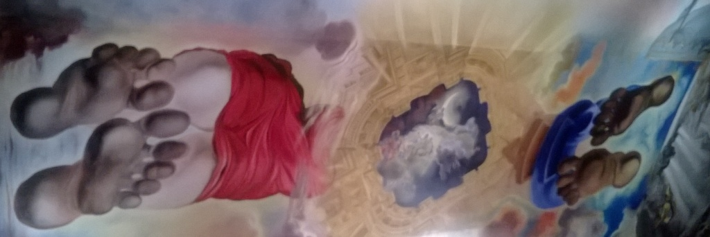 Ceiling fresco t[1]