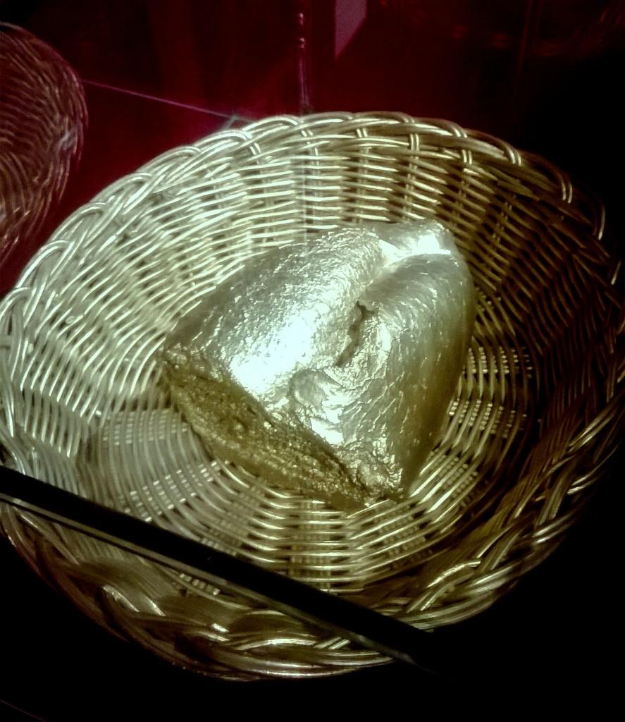 Golden bread [2]
