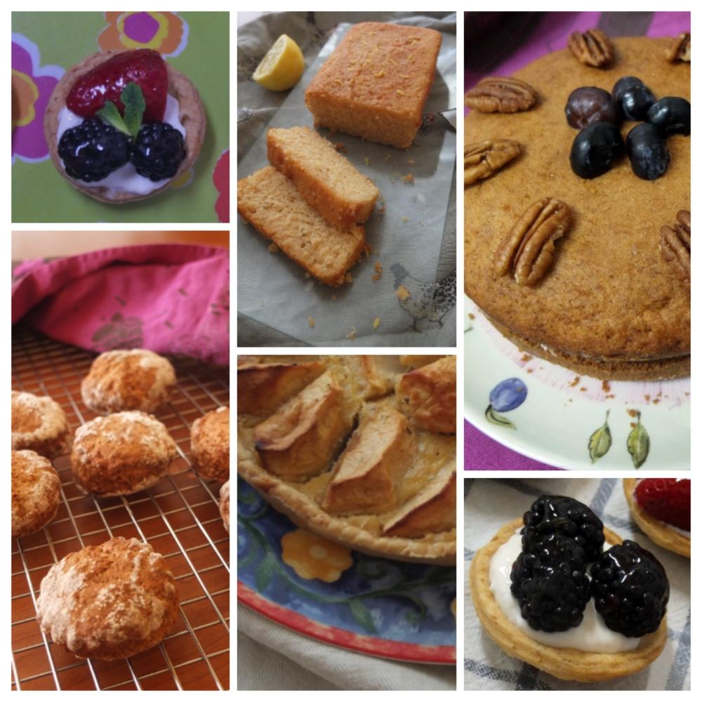 Week 2 of cakes