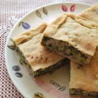 Torta di verdura (Italian vegetable cake) recipe and the Swedish Chef fights spaghetti!