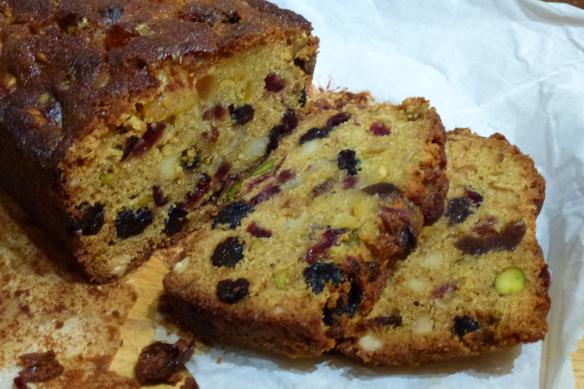 Cake Anglais-fruitcake