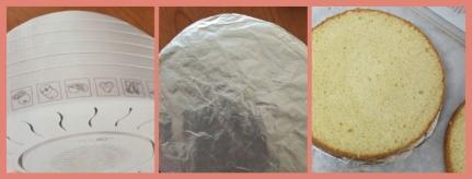 Assembling the cake no.2