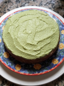 Avocado topping