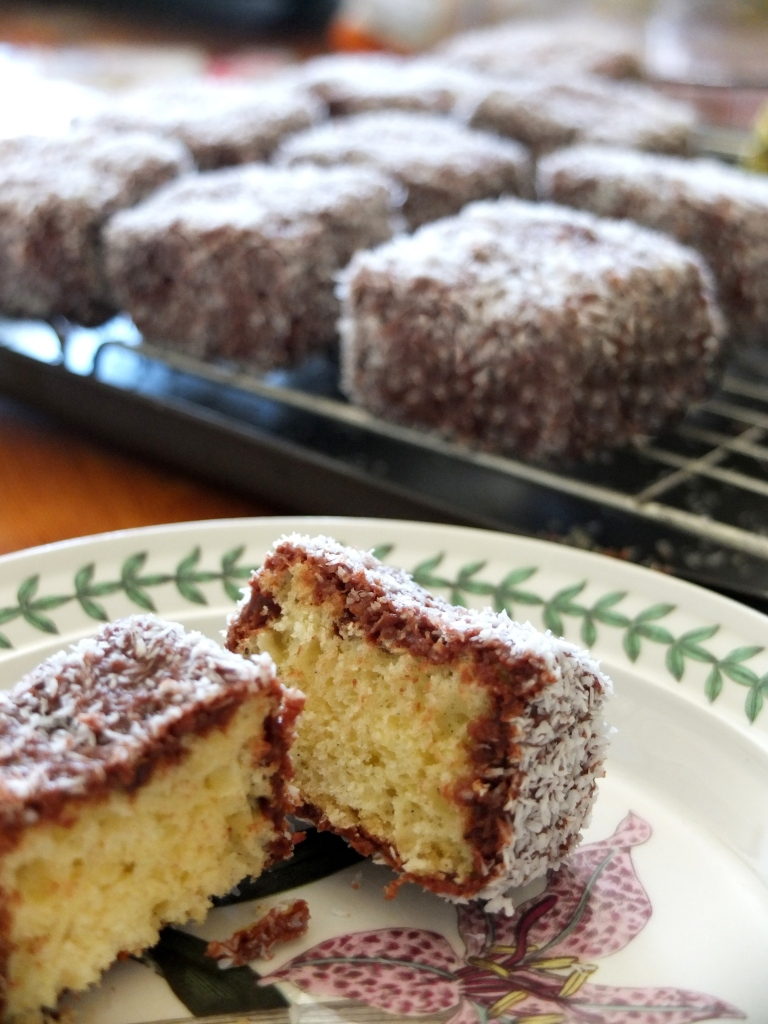 A little Lamingtons perhaps?!