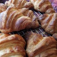 Spelt croissants - or unspeltified! :)