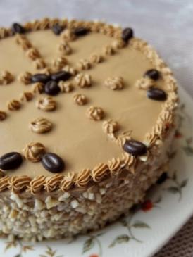 Le Gâteau Moka