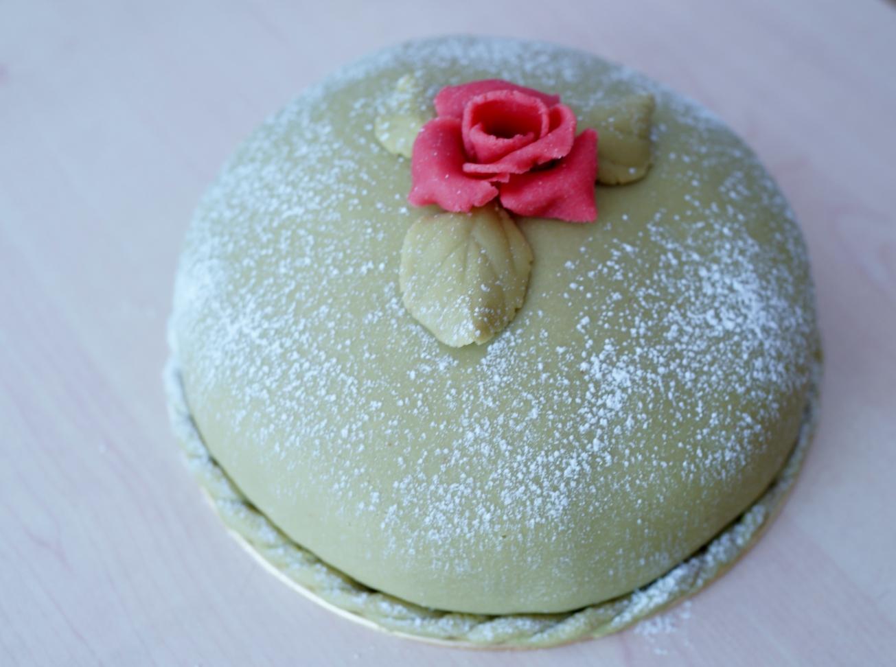 Princesstarta or Princess cake
