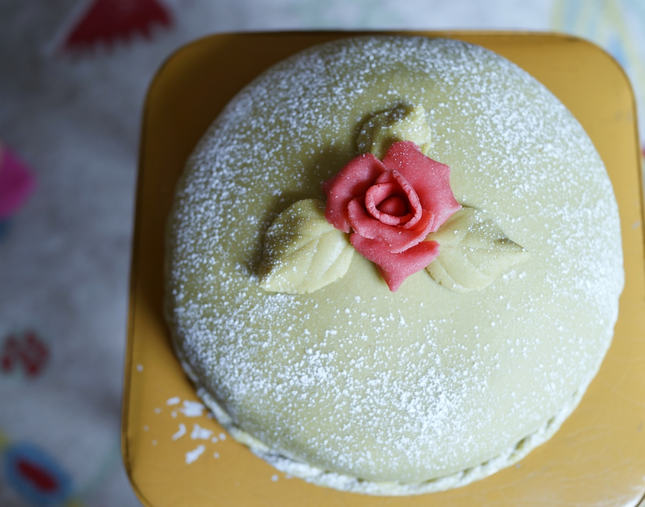 Permalink to Swedish Princess Cake Online