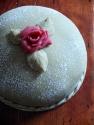 Swedish Princess cake