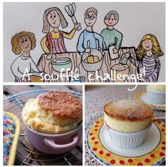 A soufflé challenge