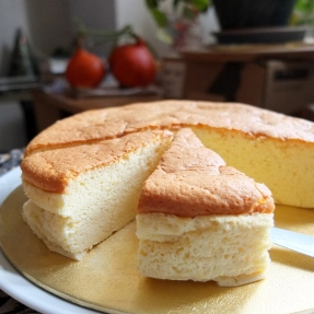 Cotton soft Japanese cheesecake