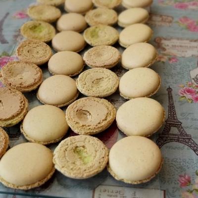 Macaron shells
