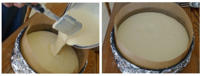 Japanese cheesecake recipe 5