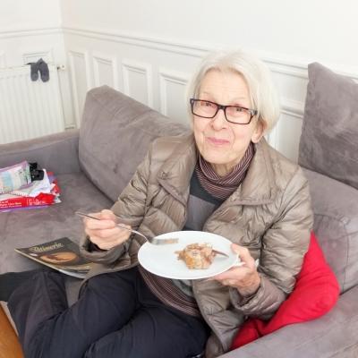 Cake tester - mum