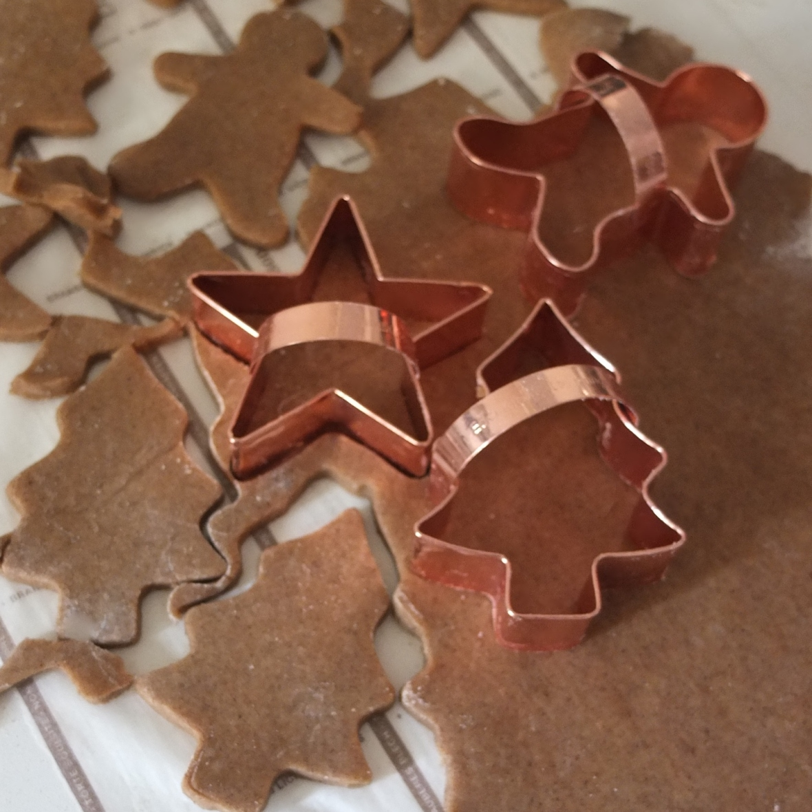 Healthier Spiced Christmas Biscuits Lili S Cakes