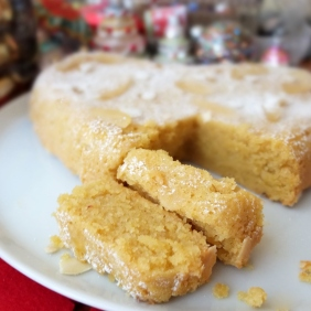 Flourless lemon almond cake at http://wp.me/p5uVyi-mdL