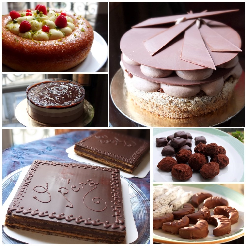 Week 40 of cakes and chocolates