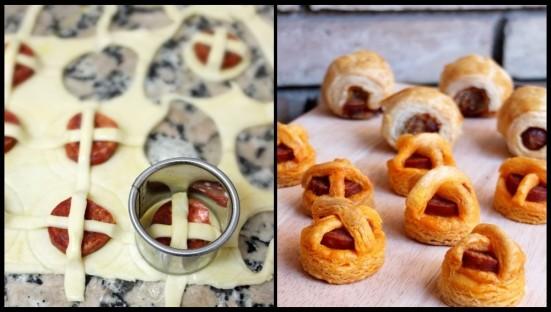chorizo bites puffed - inverted puff pastryjpg