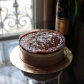 Bavarois trois chocolats - Three chocolate bavarian cake