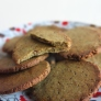 Buckwheat and nut superfood cookies (biscuits)