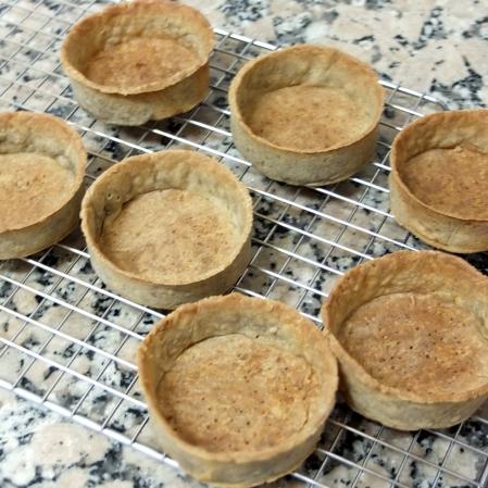buckwheat pastry cases