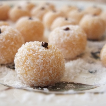 Beijinhos recipe – Brazilian coconut kisses