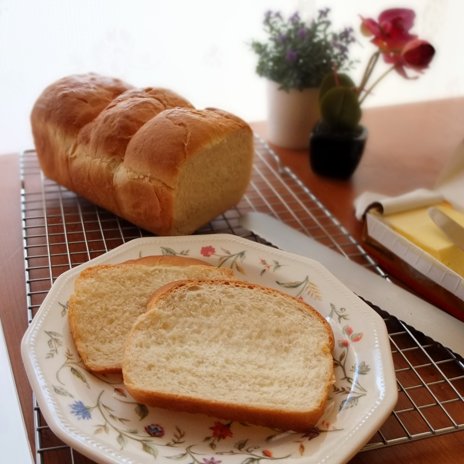 pain de mie french sandwich or toast bread recipe lili 39 s cakes. Black Bedroom Furniture Sets. Home Design Ideas