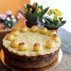 Tropical Easter Simnel cake recipe with Guinness (or rum)