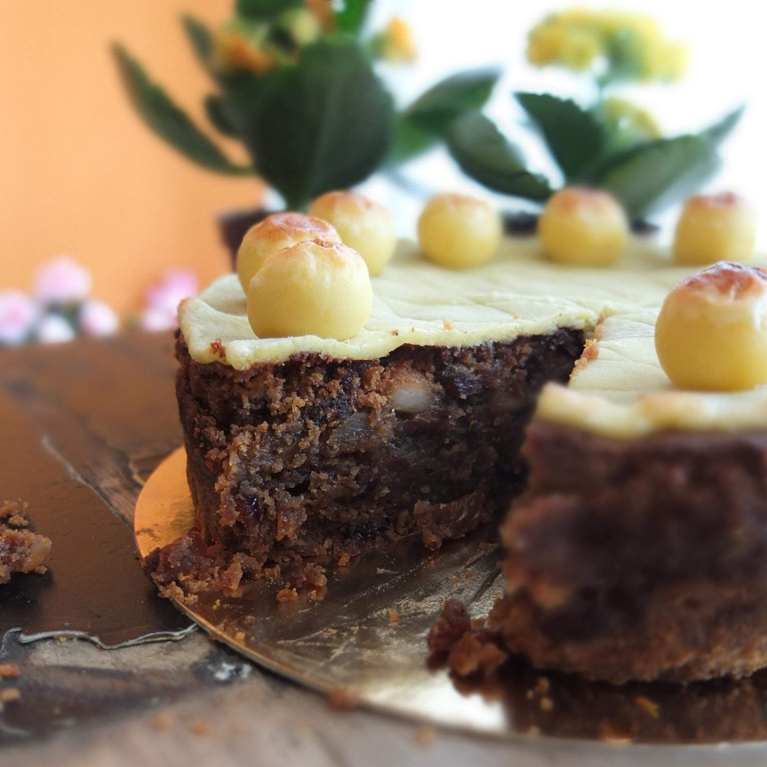 Best Simnel Cake Recipe