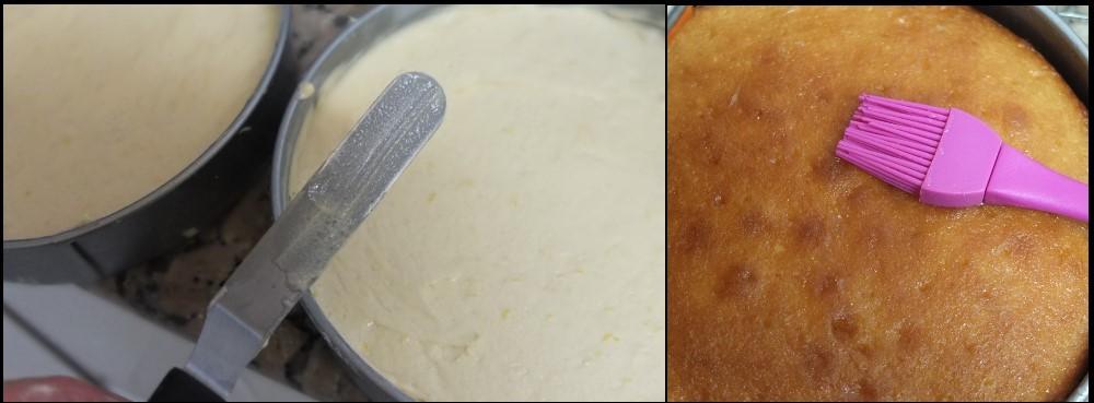 Nadiya Lemon Drizzle Cake Recipe
