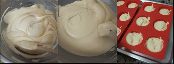 Making caramel mousse 2