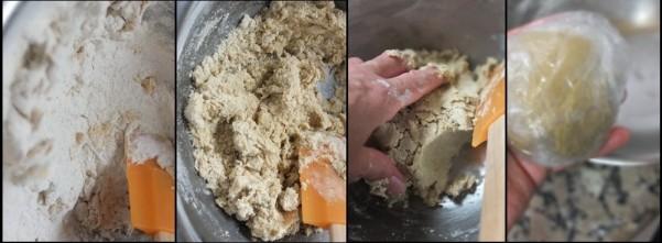 Making sablés bretons 2