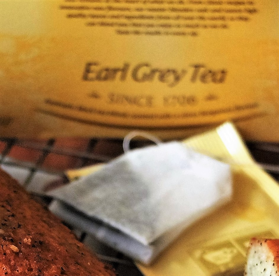 Earl Grey tea - bergamot