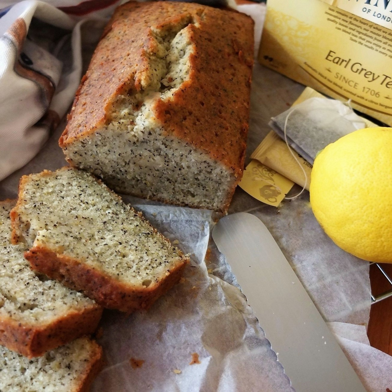 Earl Grey Tangy Travelling Loaf Earl Grey Tea And Lemon Loaf Cake Recipe And Who Is Earl Grey Lili S Cakes
