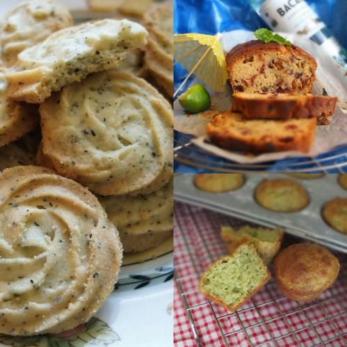 August 2016 baking
