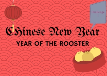 Lin's Chinese New Year challenge