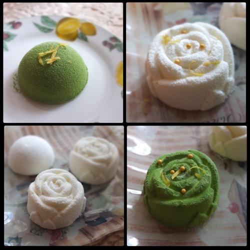 Citrus passion - green or white