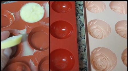 Citrus passion silicon moulds