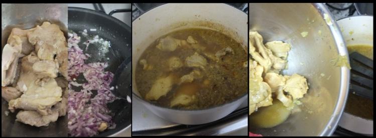 Moroccan chicken pie part 1