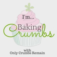 I'm baking ... crumbs