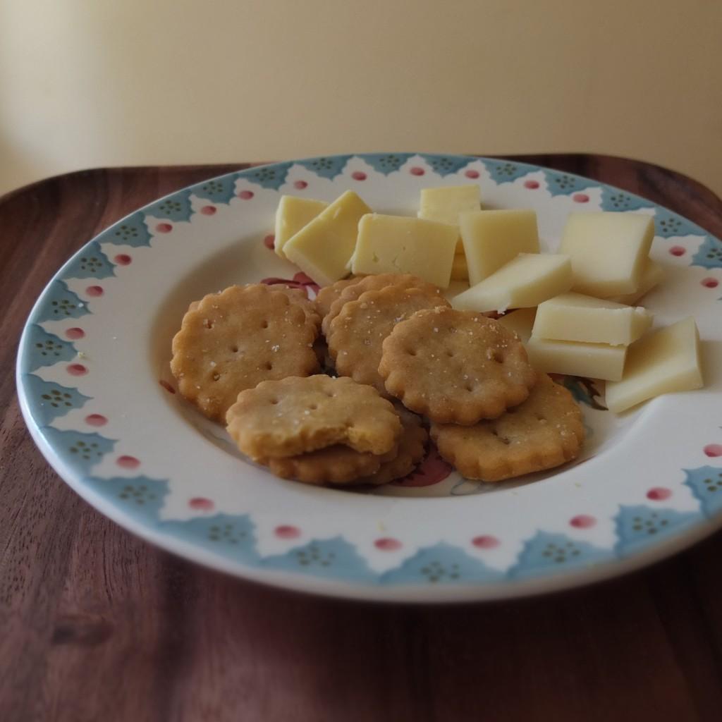 Ritz-style crackers