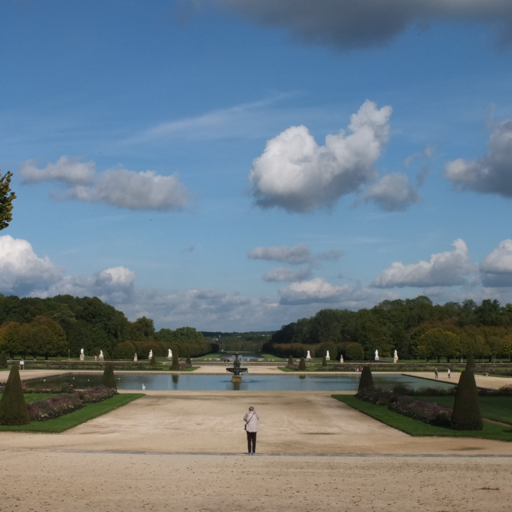 Gardens at Fontainebleau