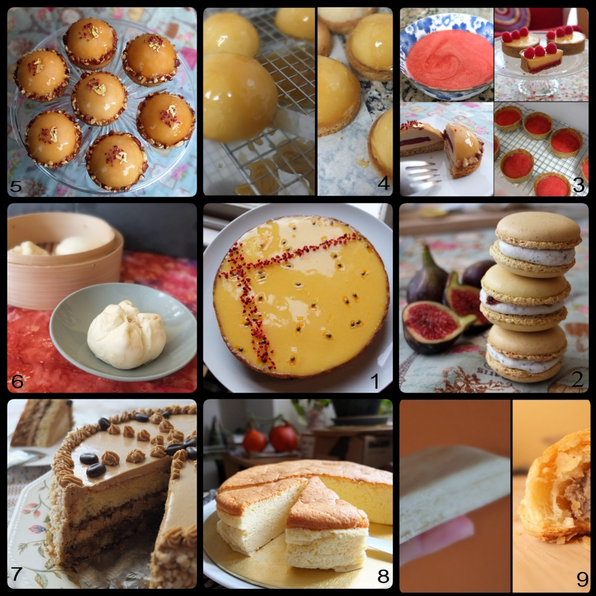 Happy new year!!! Top posts in 2017 and baking projects for 2018... And how are healthier and vegan cakes doing? :)