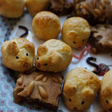 Healthier pineapple tart rats and niangao