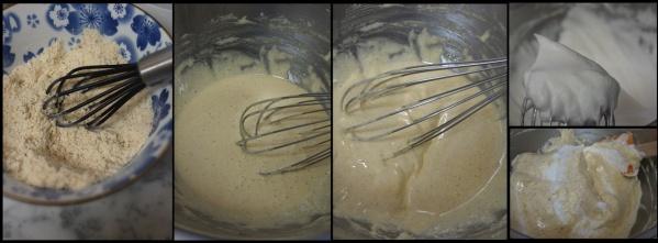 Almond sponge 1