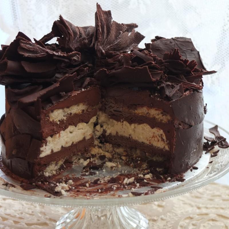 La Feuille d'Automne le Nôtre cake