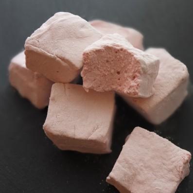 Raspberry marshmallows, egg free