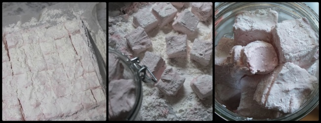 Making egg-free marshmallows 6