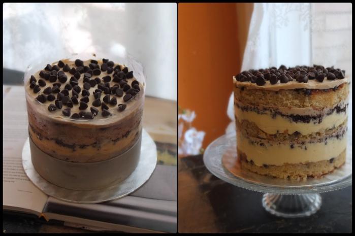 Milk bar chocolate chip layer cake