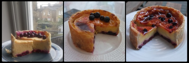Flan cassis prototypes
